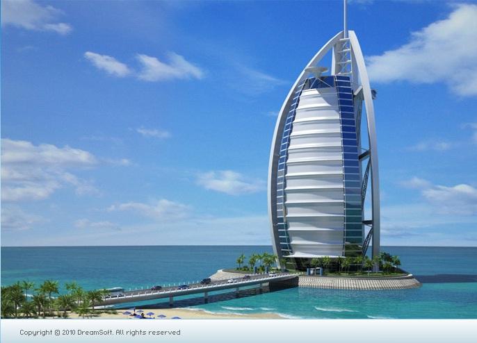 3d exterior design architecture 3d design 3d blog Burj al arab architecture